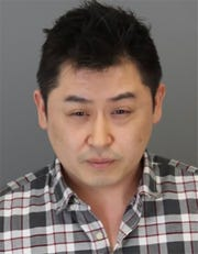 James Yun, 36, has been charged with human trafficking.