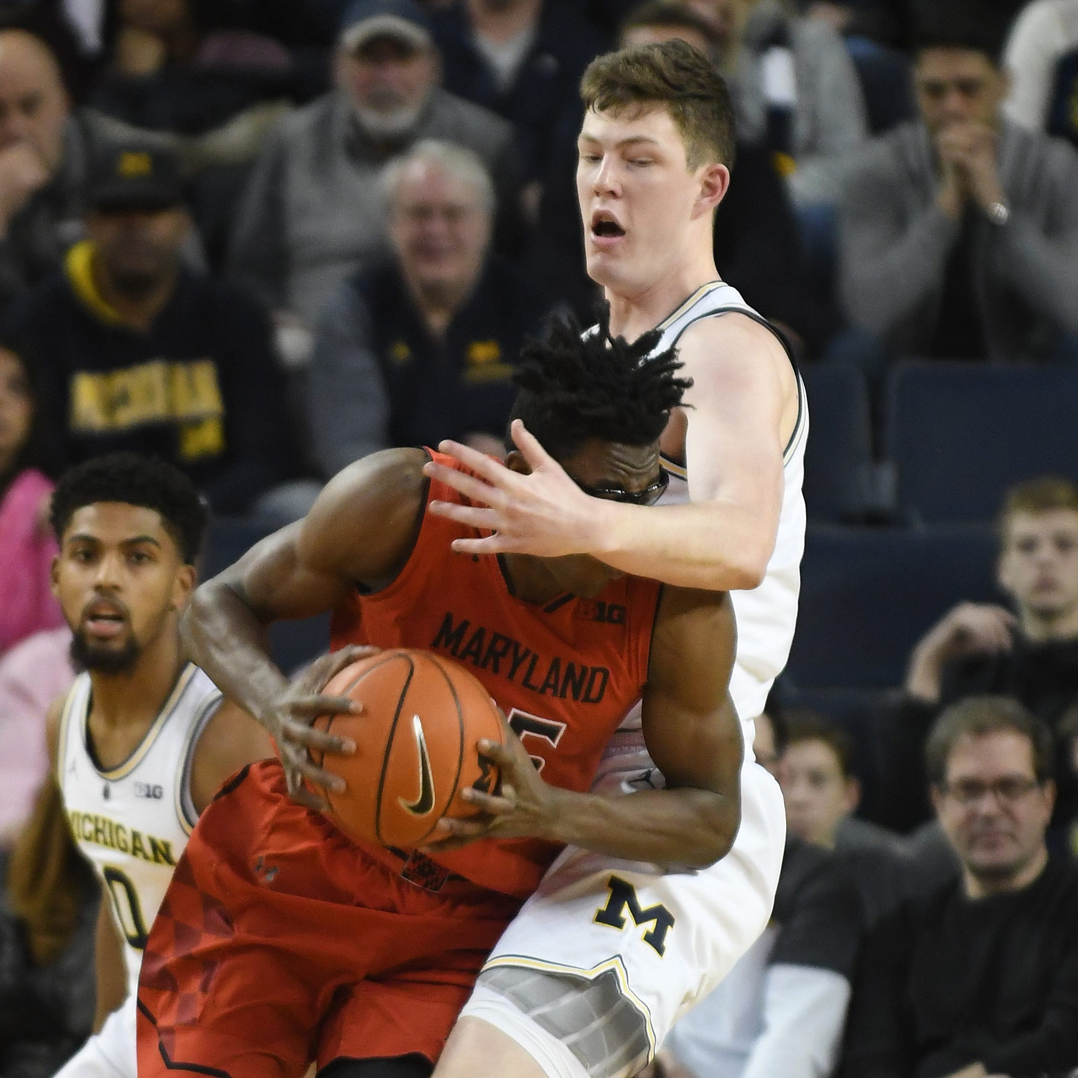 Niyo: Defense helps Wolverines make the grade