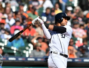 Outfielder Victor Reyes appears designated for a season at Triple-A Toledo.