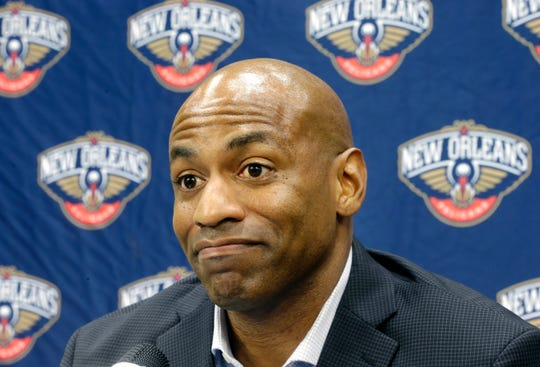 The Pelicans have fired general manager Dell Demps.