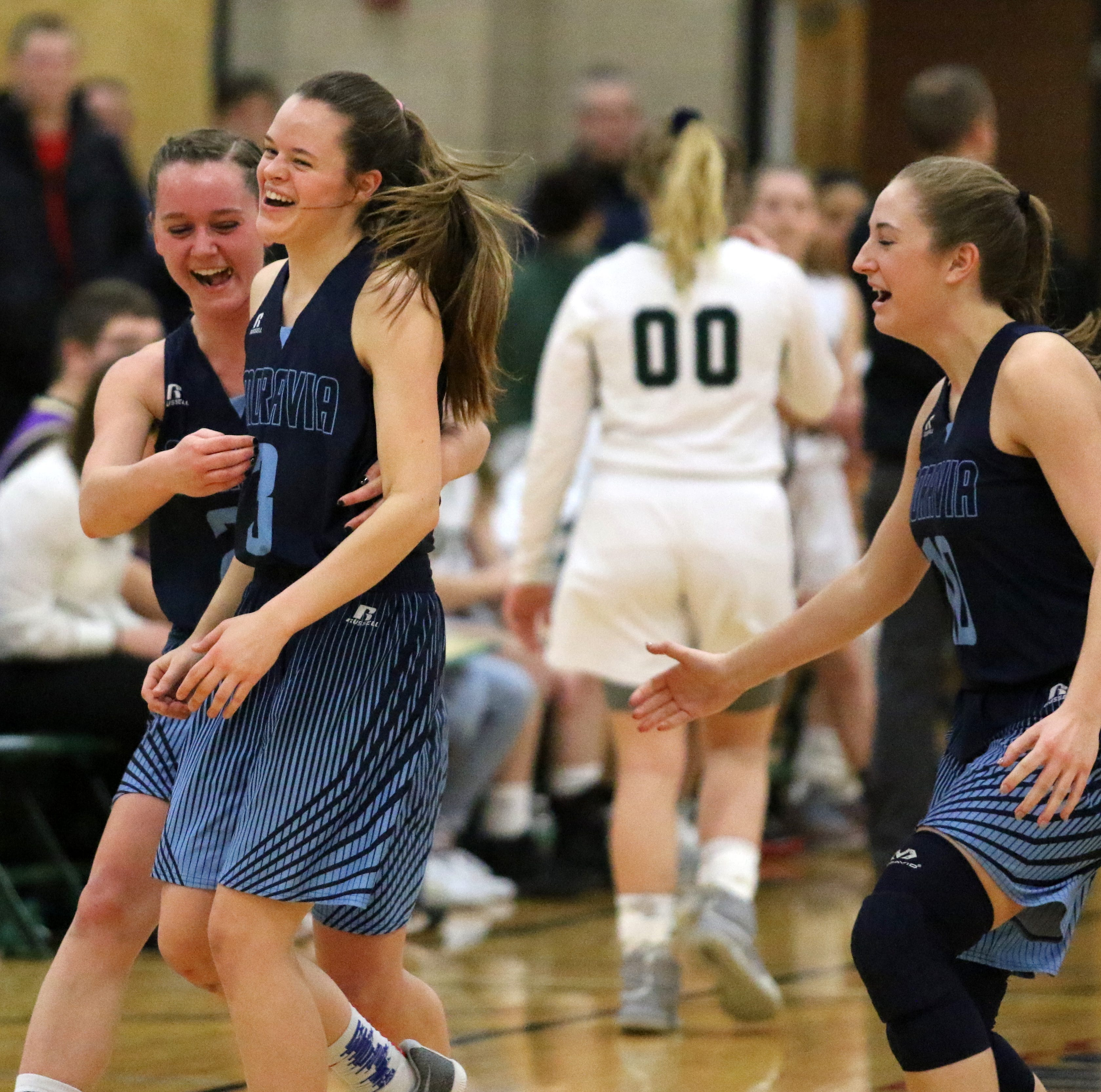 Girls basketball: Moravia avenges loss to Newfield, earns fifth straight IAC crown