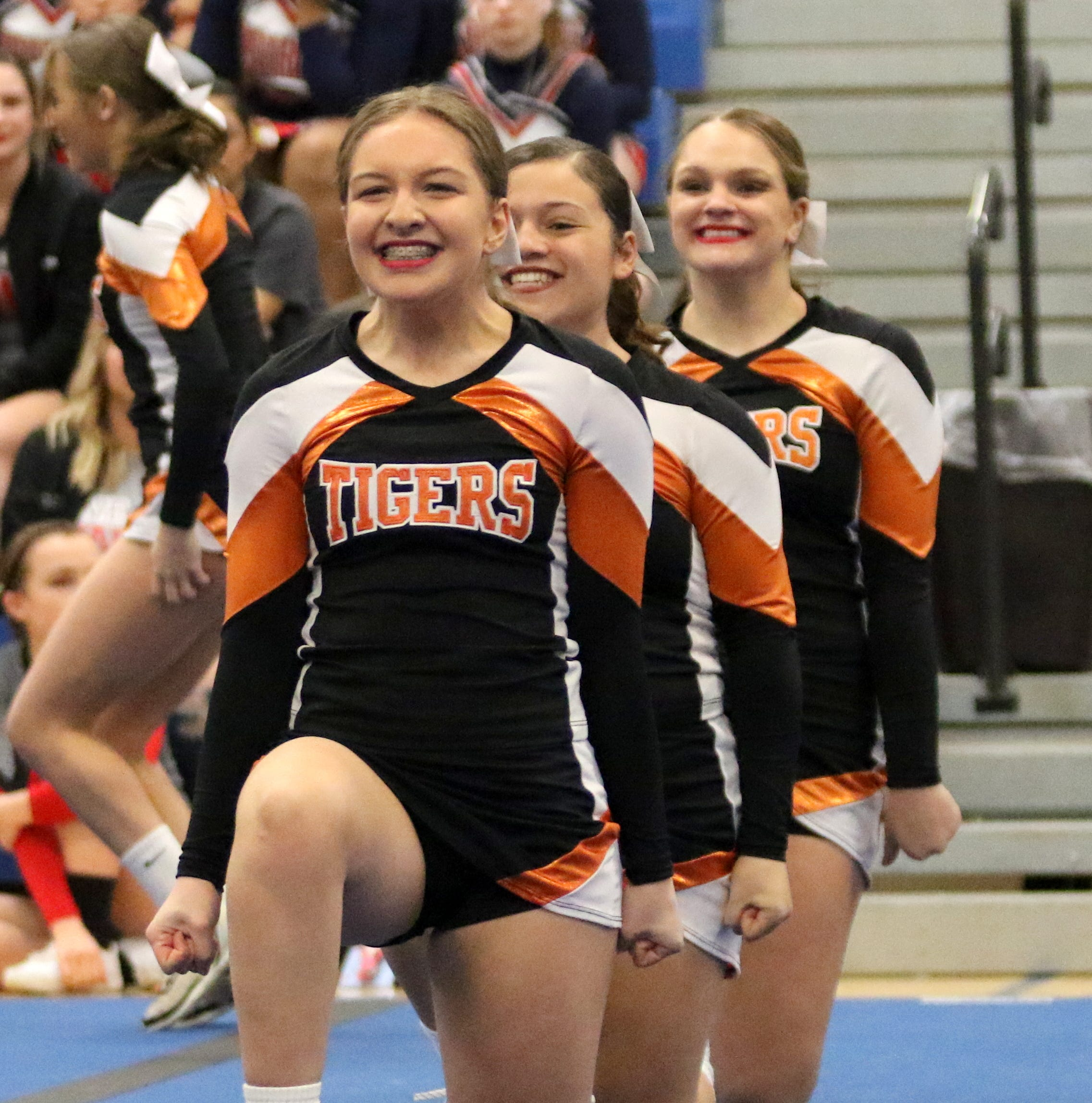 STAC Cheerleading: Union-Endicott, Chenango Forks, Johnson City capture titles