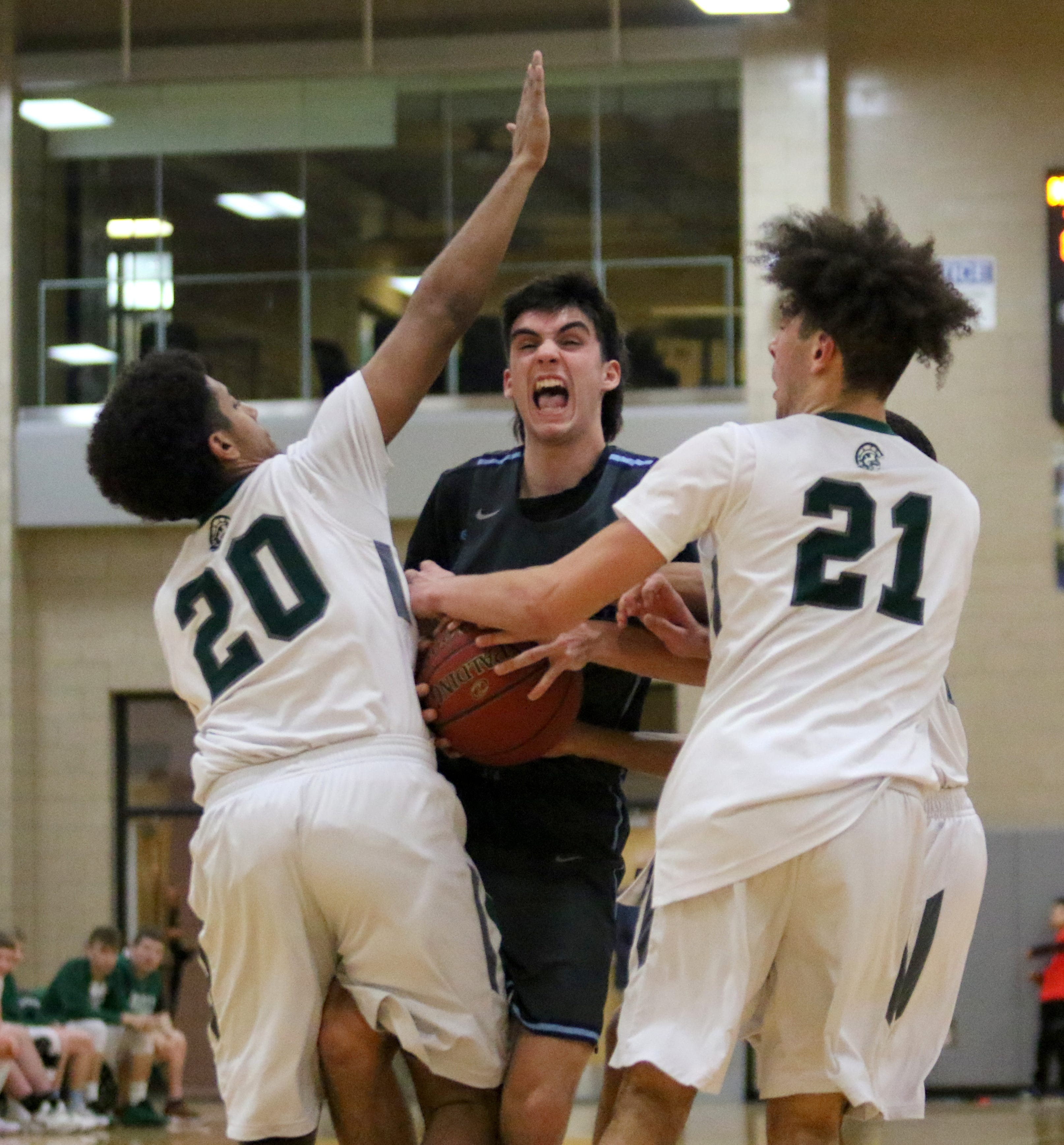 Boys basketball: Moravia back on top in IAC with win over Newfield