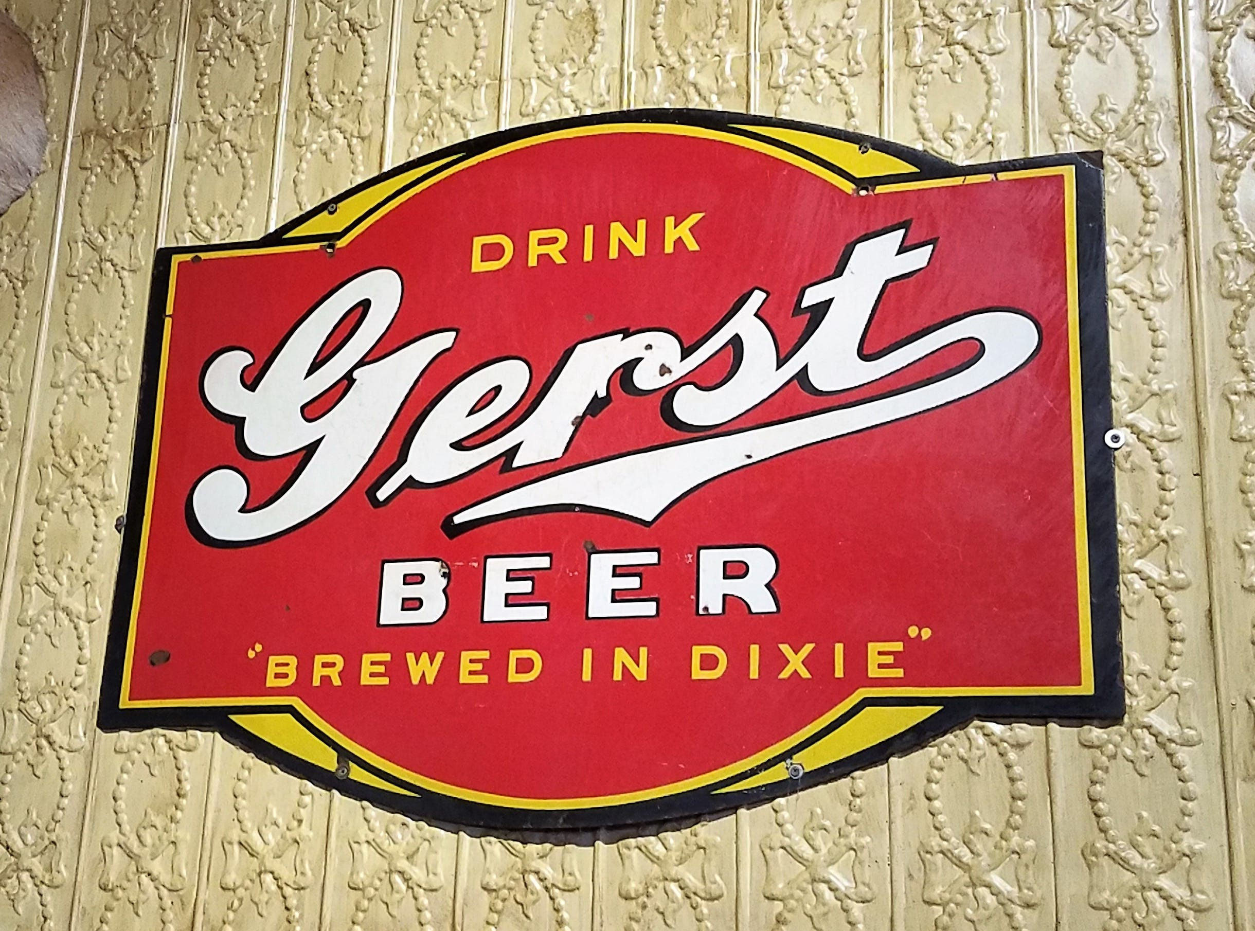 Gerst Hause Amber Ale remains the most popular beer at the Gerst Haus.