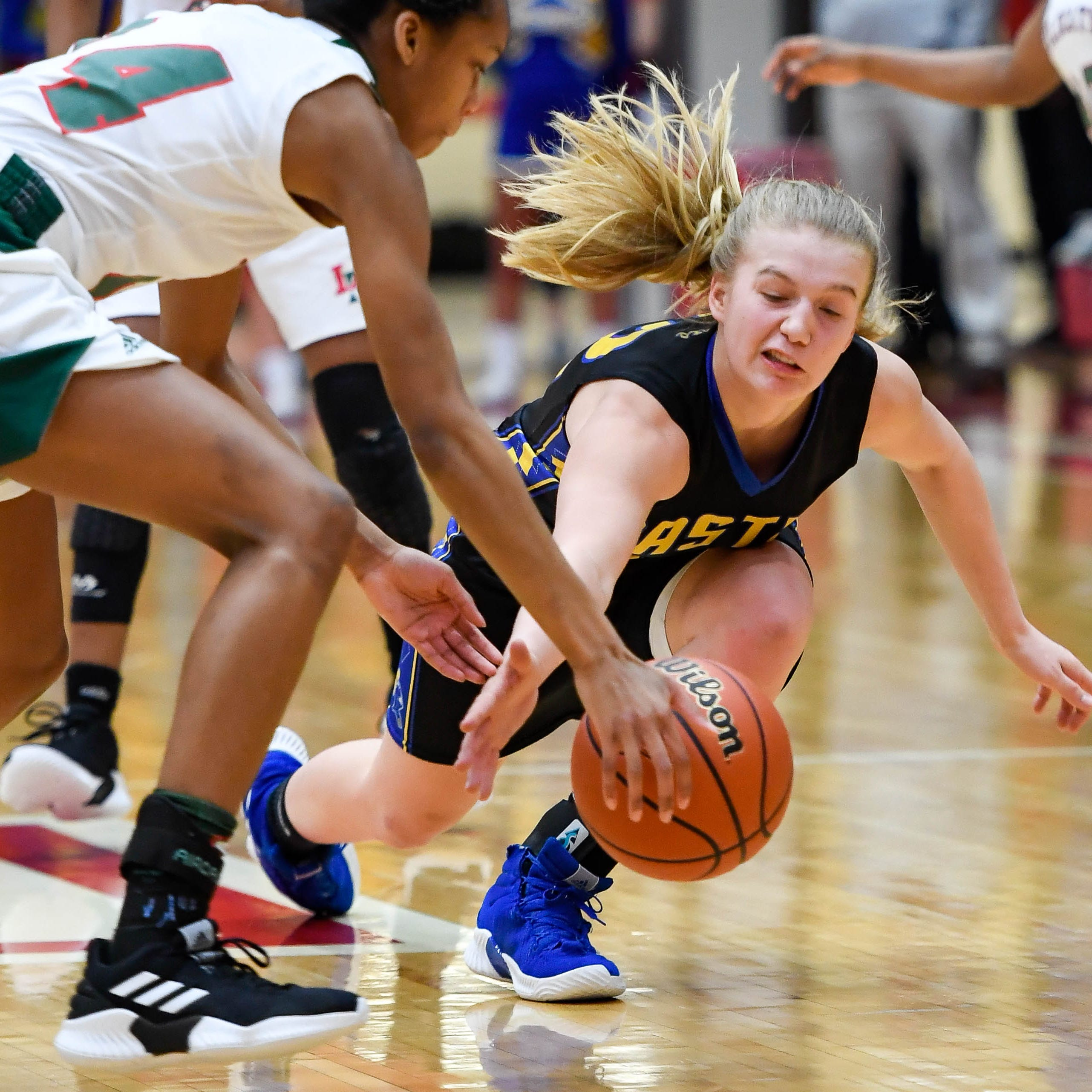 HS girls basketball: Lawrence North overcomes slow start to book first state finals trip