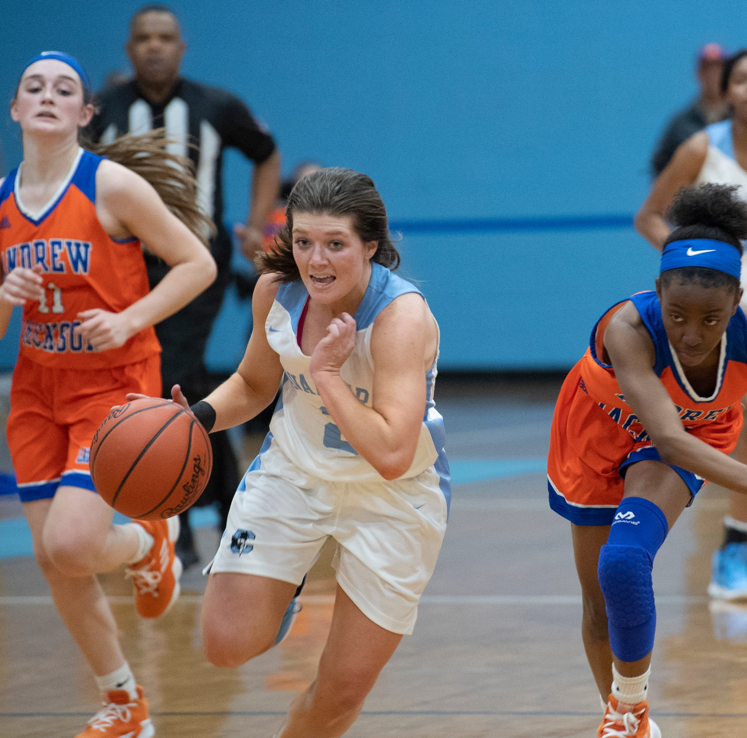 Here's why Christ Church girls basketball spells success with a 'D'