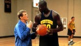 """The """"Blue Chips"""" movie, released in 1994, has a special place in the heart of basketball fans. But there was a drama playing out behind the scenes with former Indiana University basketball coach Bob Knight."""