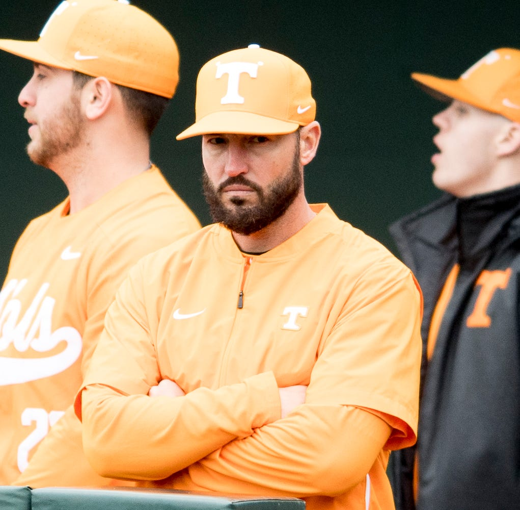 Tennessee baseball coach Tony Vitello has mixed emotions about returning to Arkansas