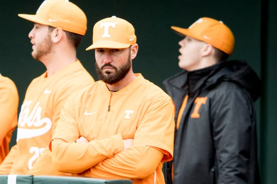Tennessee coach Tony Vitello's contract extension runs through 2024.
