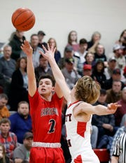 Fairfield Union senior Evan Conley was named third team All-Ohio by the Ohio Prep Sportswriters Association.