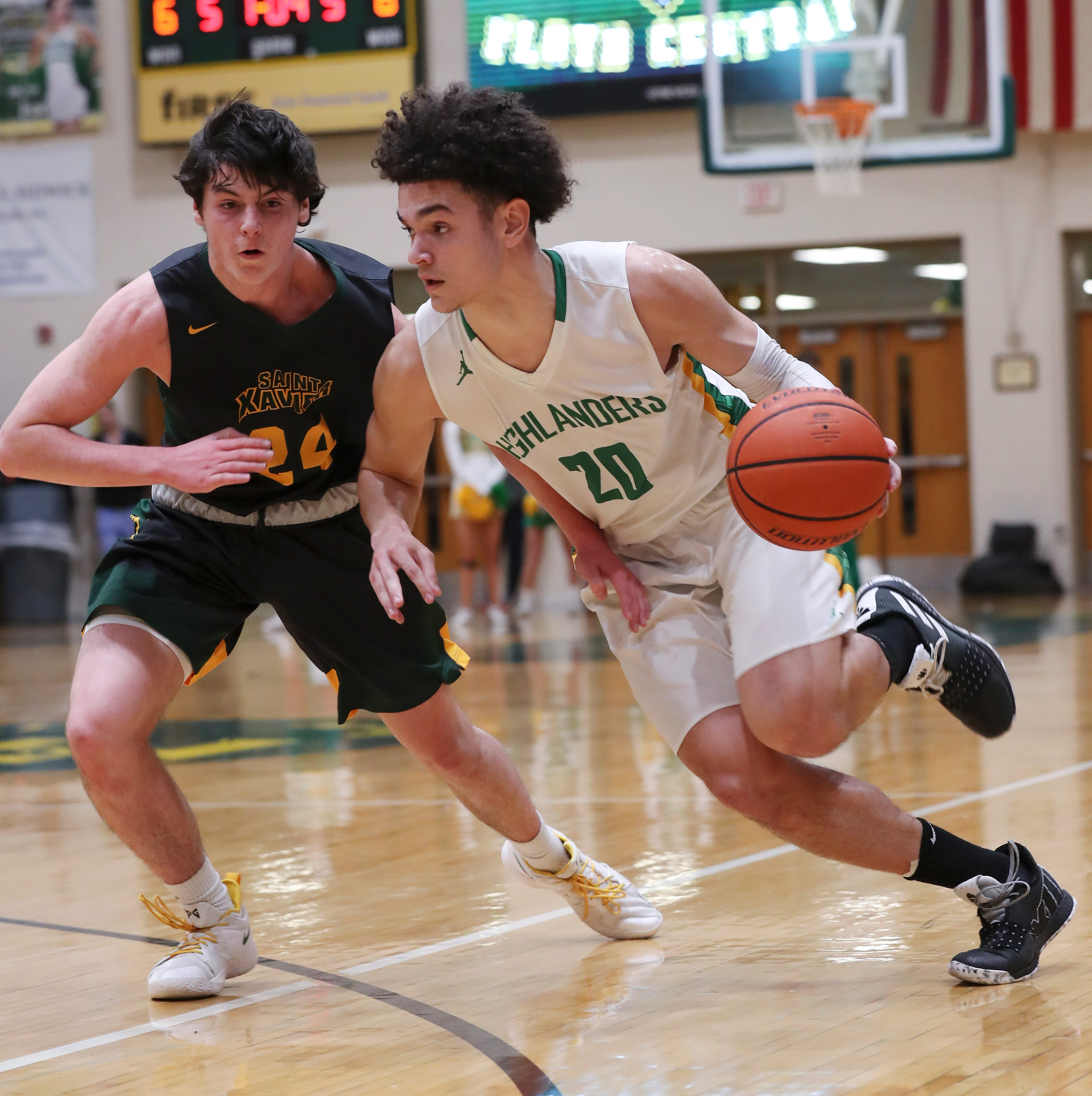 Floyd Central boys basketball seeks first sectional title in 30 years