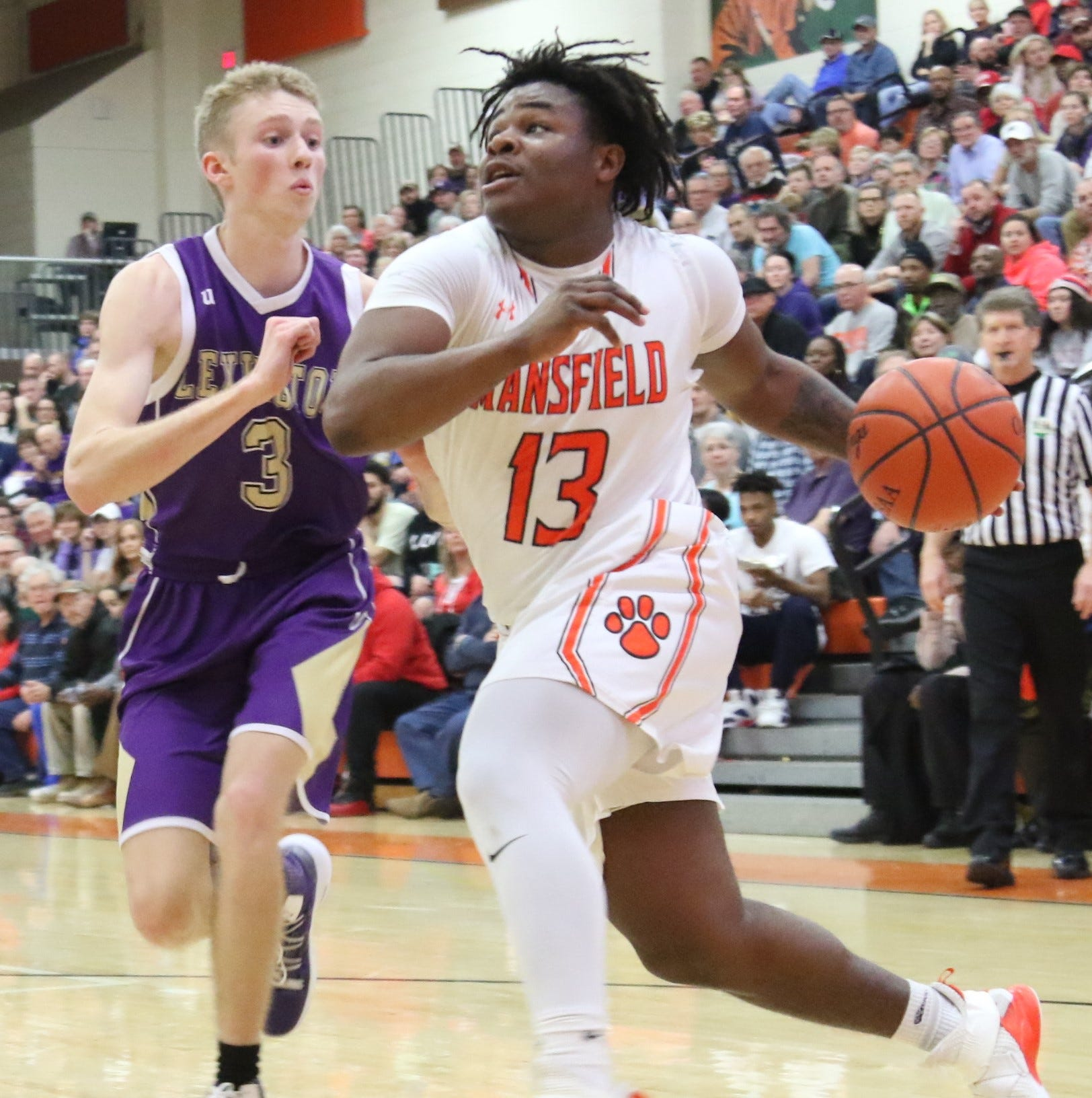 Best. Birthday. Ever.: Mansfield Senior Tygers defeat Lexington to force a tie atop OCC