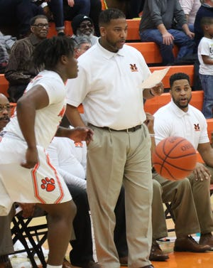 Mansfield Senior coach Marquis Sykes was named the Division II Co-coach of the year in the Northwest District on Thursday evening.