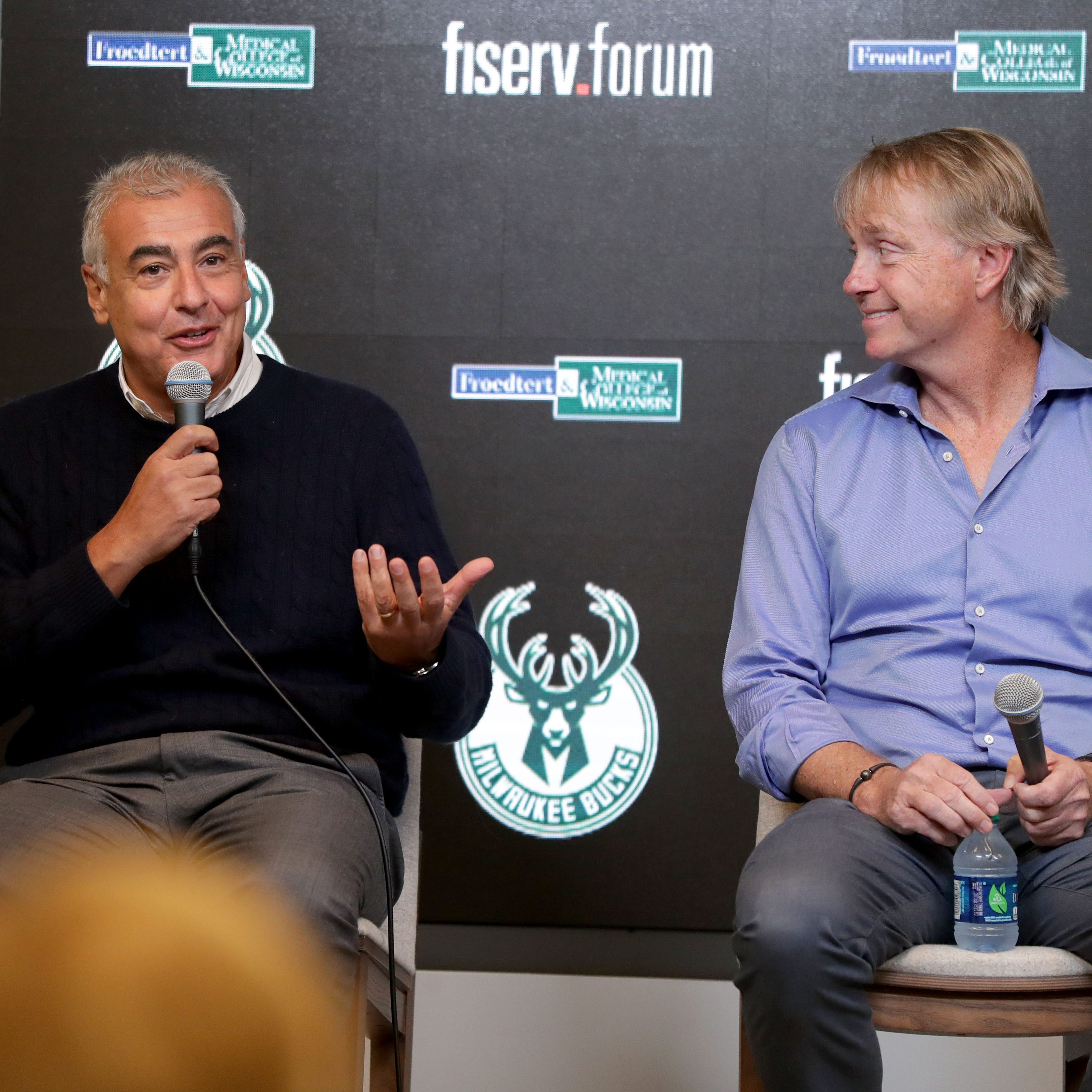 Bucks co-owners Wes Edens, Marc Lasry seeing five-year plan coming to fruition