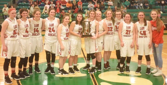 2018-19 2A-1 District runner-up Flippin Lady Bobcats