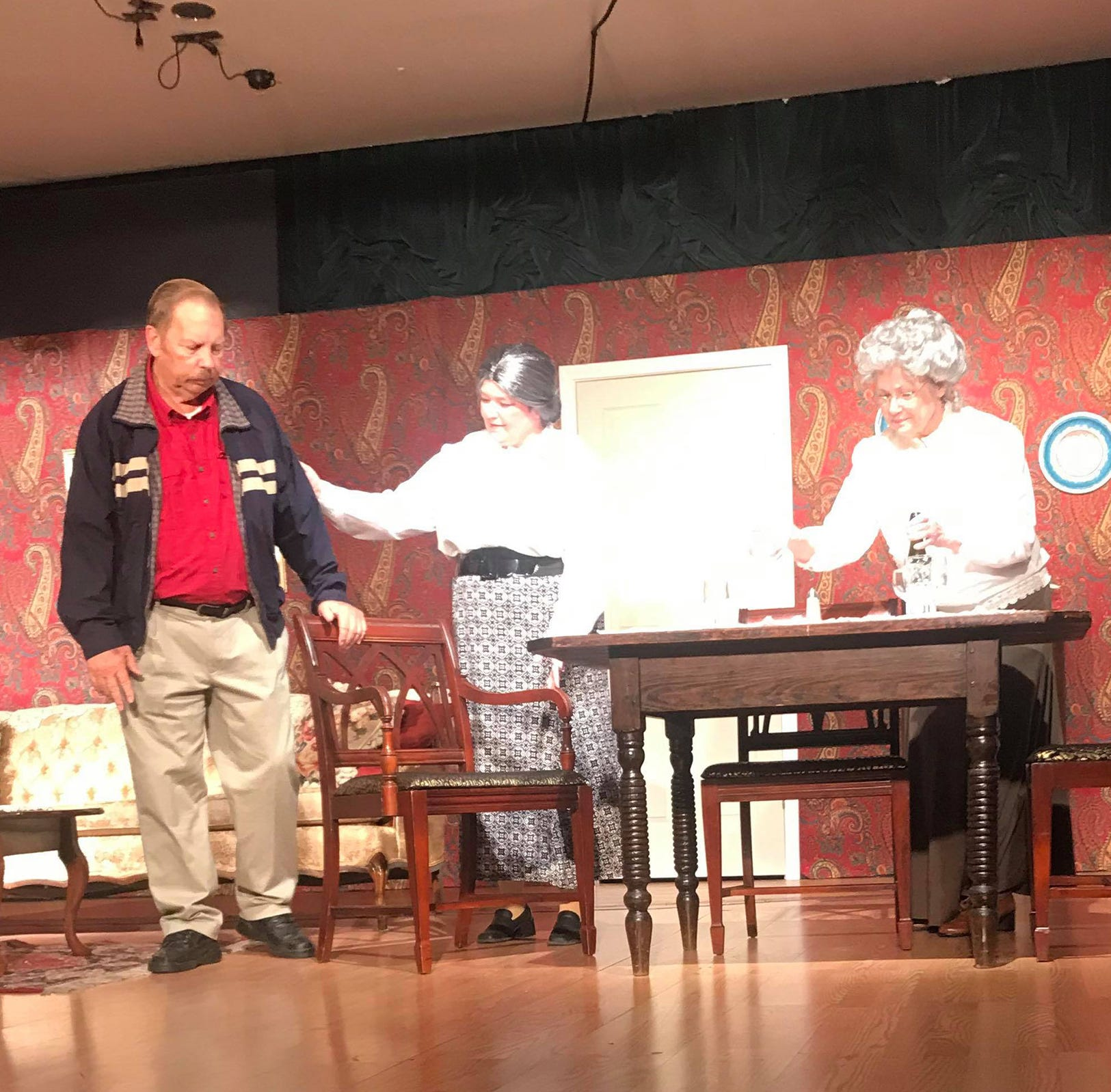 'Arsenic and Old Lace': You'll laugh so much, you might drop dead too