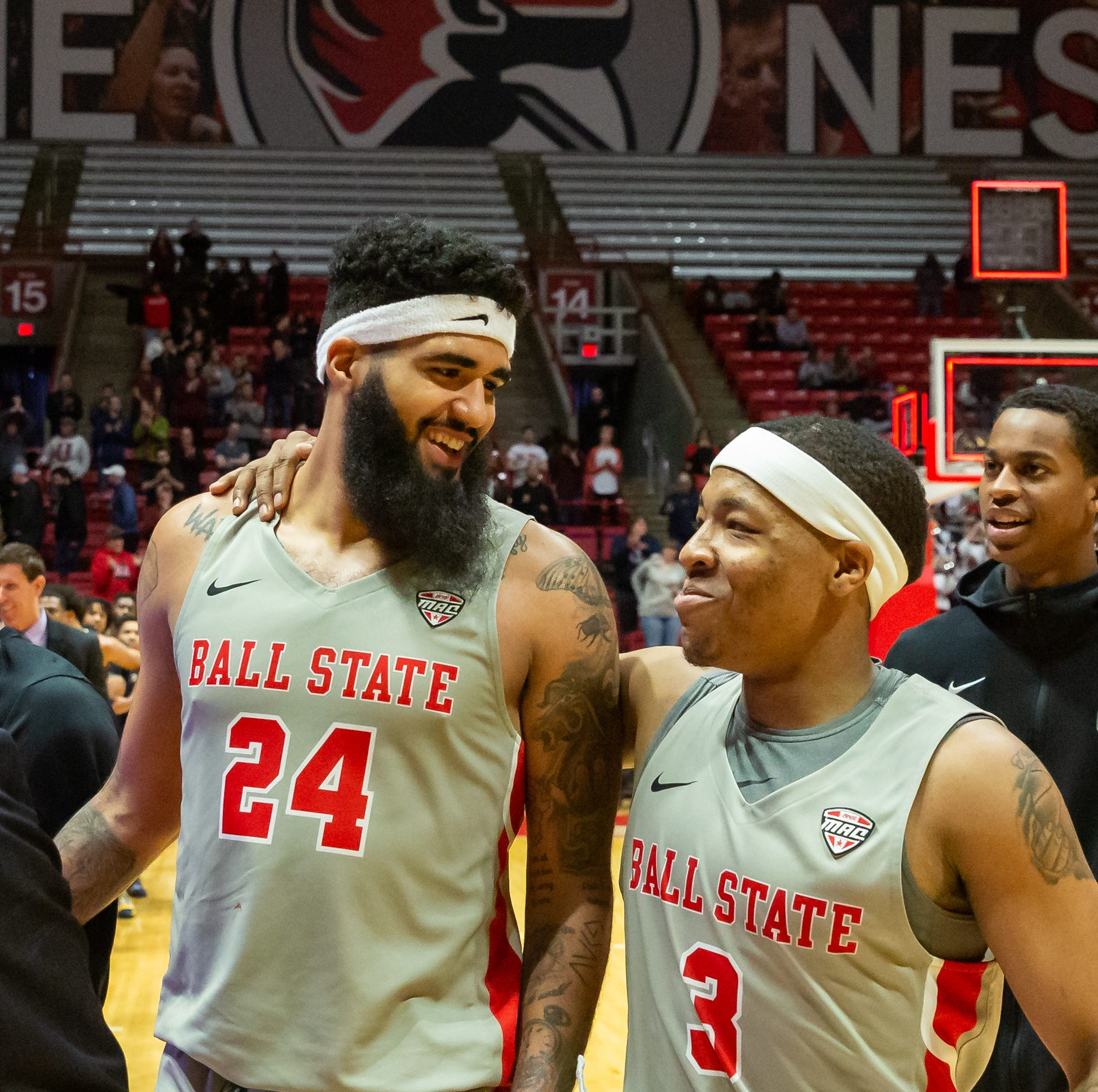 Flu-ridden Trey Moses helps Ball State basketball get one to go its way