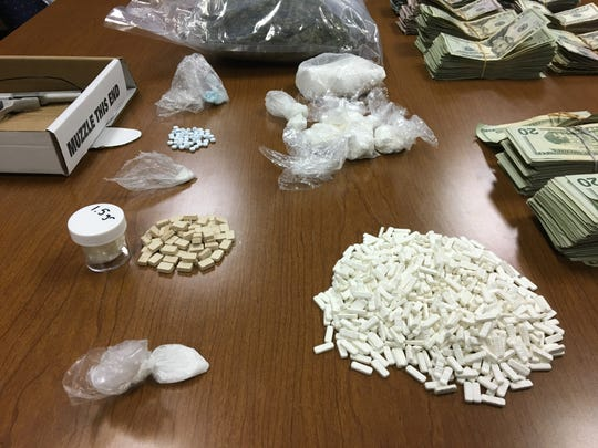 A joint investigation by East Precinct undercover detectives, La Vergne Police detectives, and DEA task force members into alleged cocaine sales by a LaVergne woman led to Wednesday's execution of a Rutherford County search warrant and the arrest of the suspect.