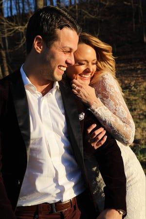 Miranda Lambert shared news of her marriage to Brendan Mcloughlin on Feb. 16.