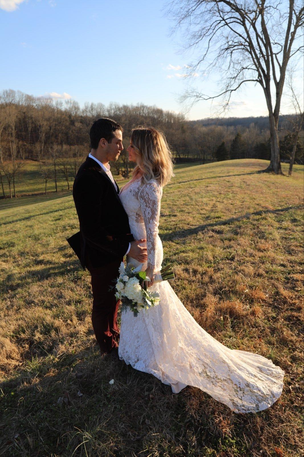 Miranda Lambert Posts Wedding Photos After Eloping With Brendan