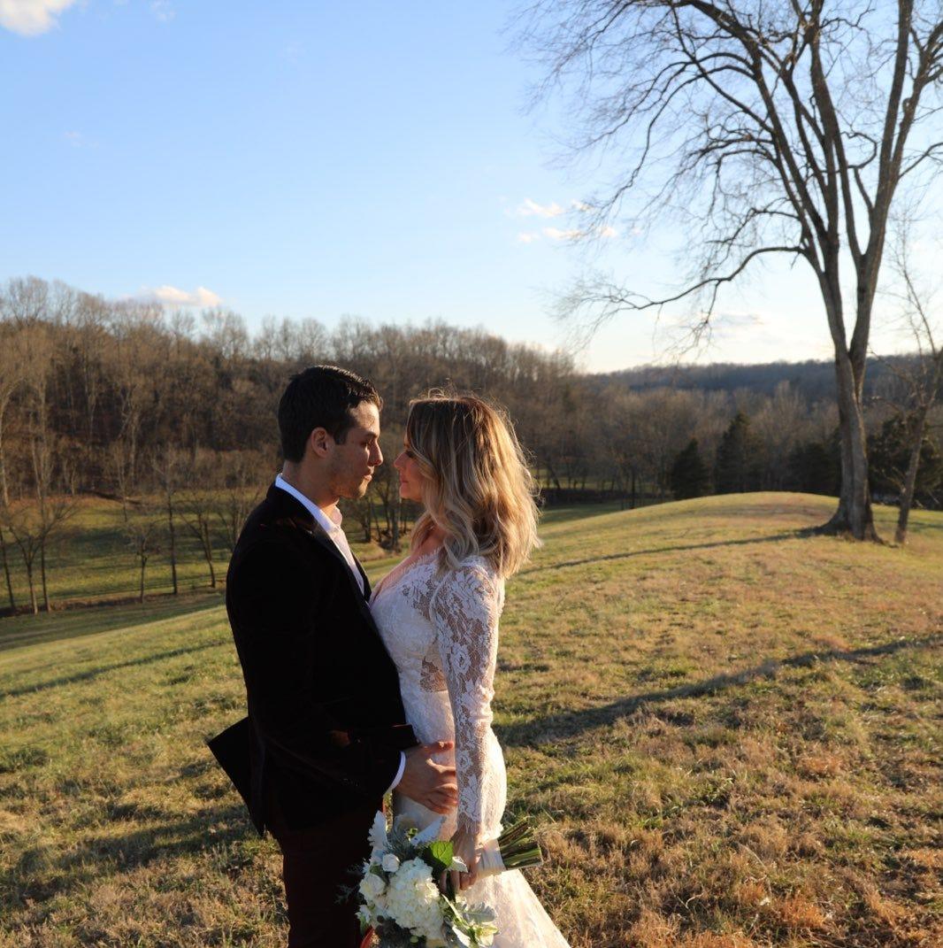 Miranda Lambert weds mystery man Brendan Mcloughlin
