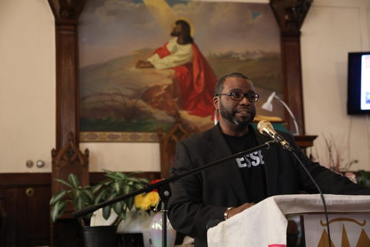 Rev. Dr. Charles Boyer was part of a group that led a report on New Jersey's failed drug policies.