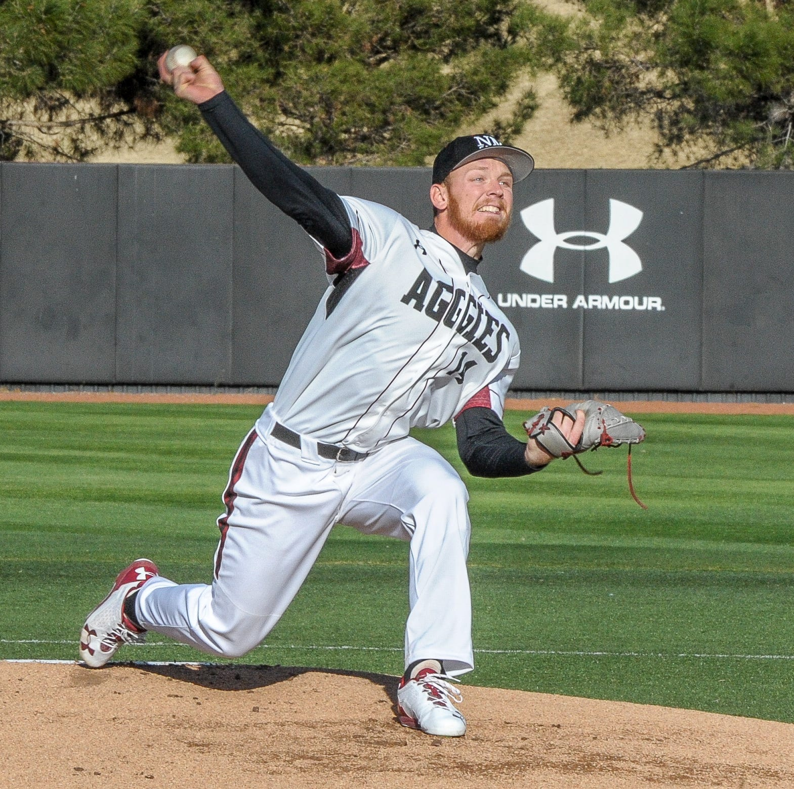 NM State baseball opens season with blowout win