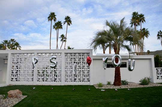 The Christopher Kennedy Compound showcased at Modernism Week 2019.