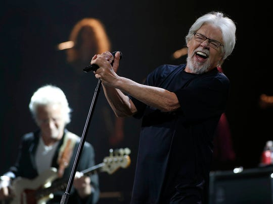Bob Seger and the Silver Bullet Band.