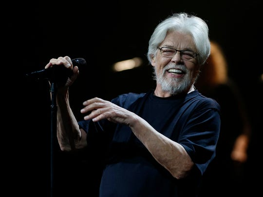 Bob Seger & The Silver Bullet Bandat Talking Stick Resort Arena in Phoenix on Friday, Feb. 15, 2019.