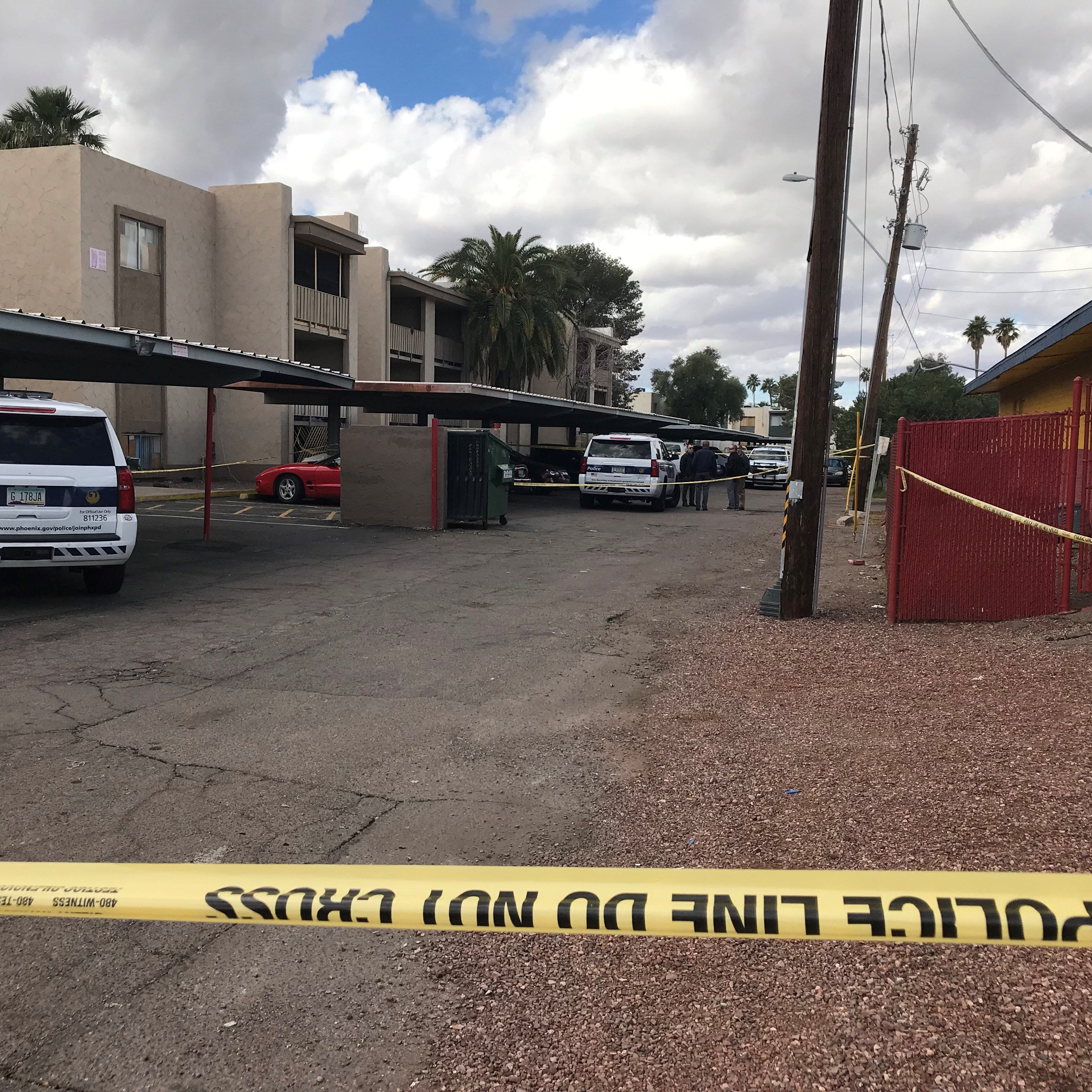 Few details available in Phoenix shooting that left a 3-year-old boy in critical condition