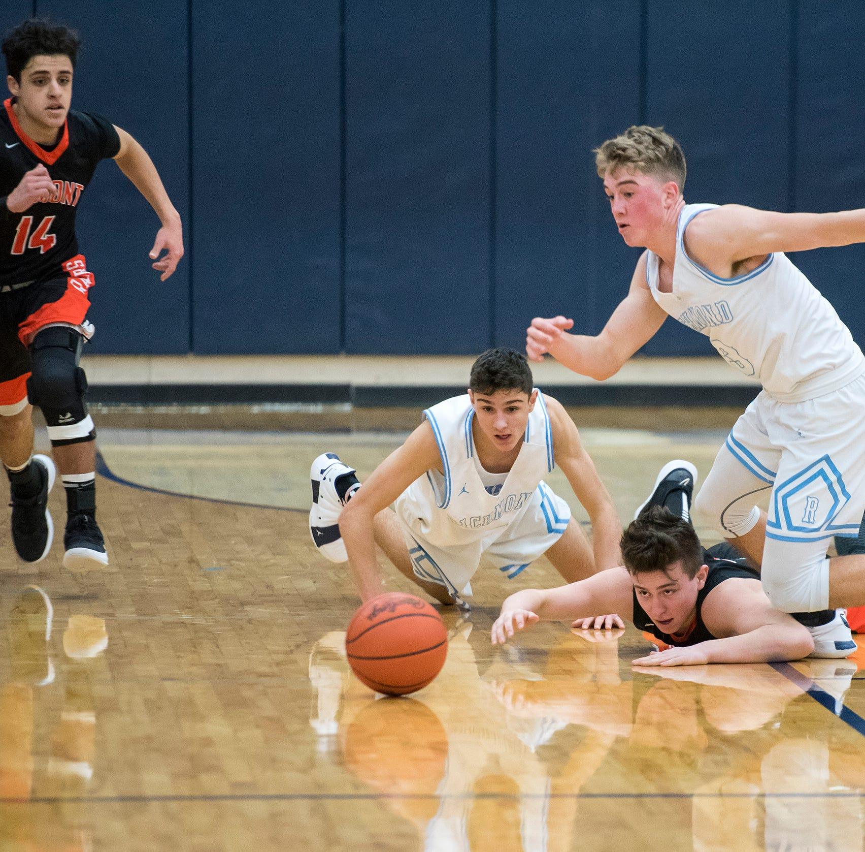 Basketball Recap: Richmond wins outright BWAC championship