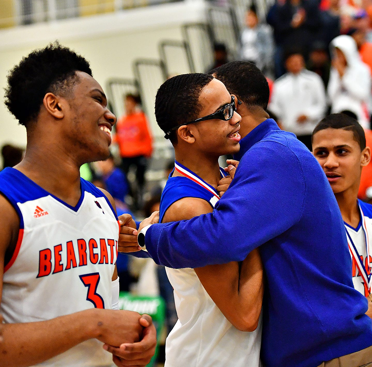 York High's Y-A League boys' basketball championship extra special for Gallon family