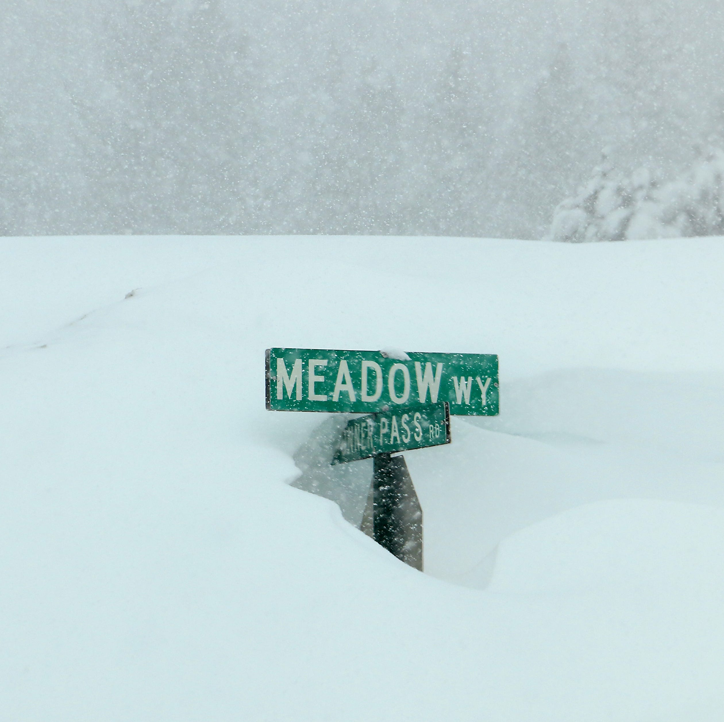 Drivers, there's some bad news! More snow to continue to fall over Reno-Tahoe this weekend
