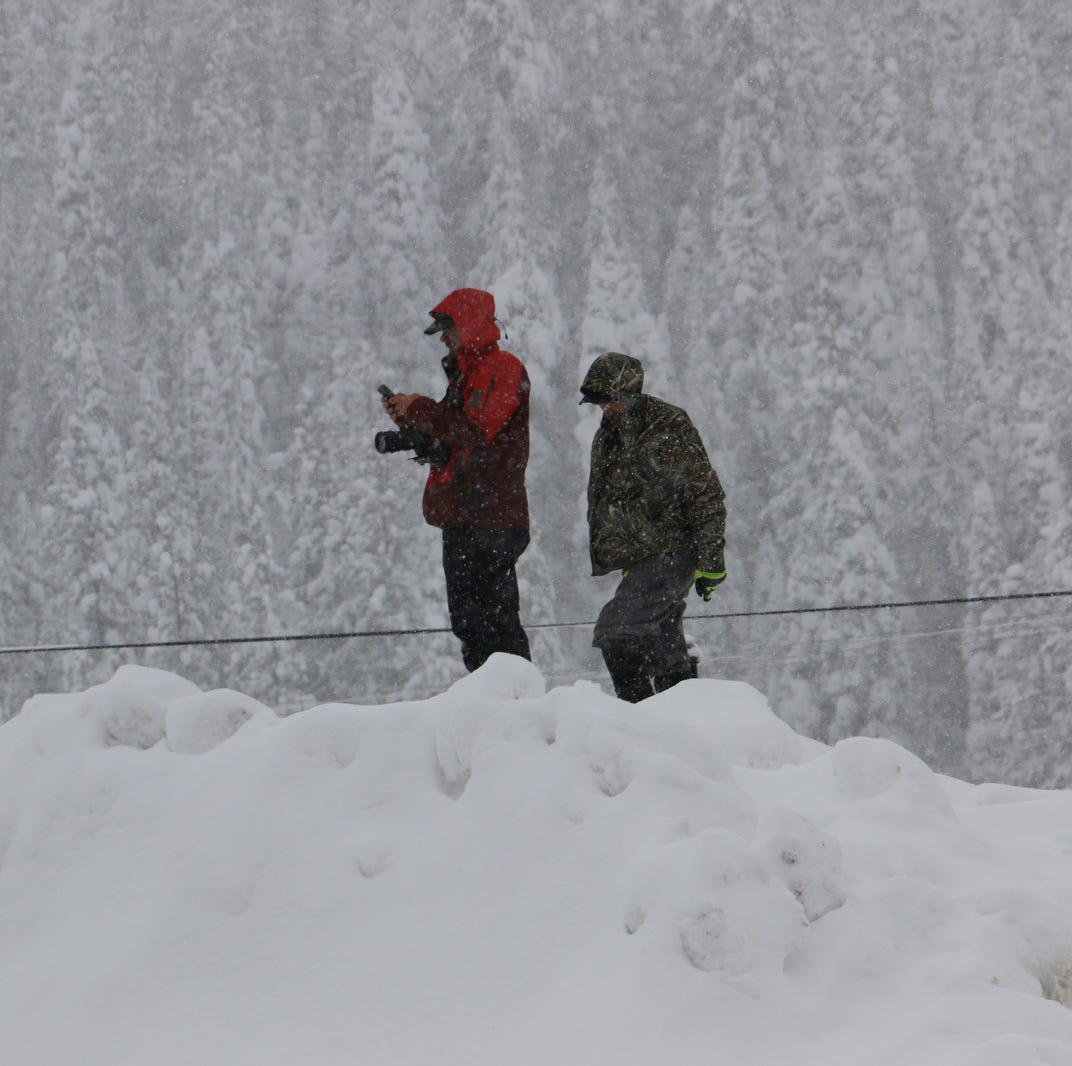 NWS: Another winter storm heading for Sierra, Lake Tahoe basin; snow possible in Reno-Sparks Friday