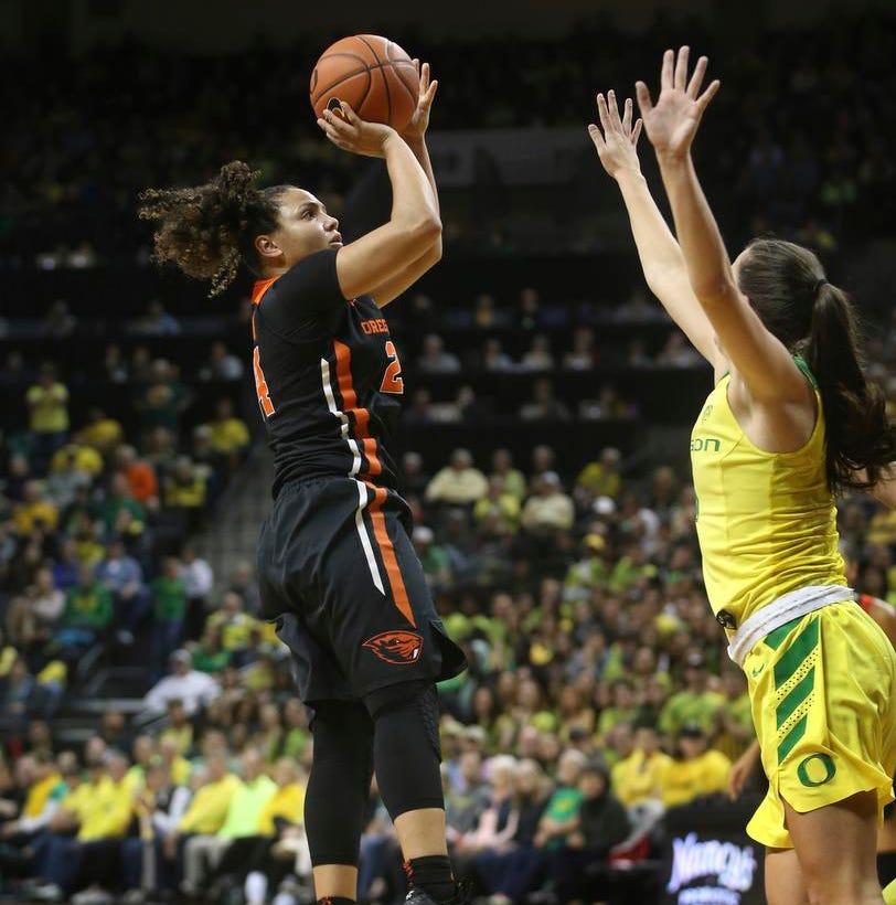 Oregon No. 2, Oregon State No. 3 in early NCAA tournament seeding
