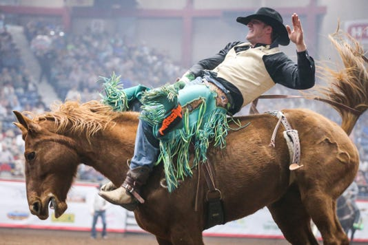 San Angelo Stock Show Rodeo