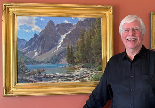 Tim Newton, CEO and Chairman of the Board of the Salmagundi Club in New York City was named as juror for the 2019 EnPleinAirTEXAS competition in San Angelo.