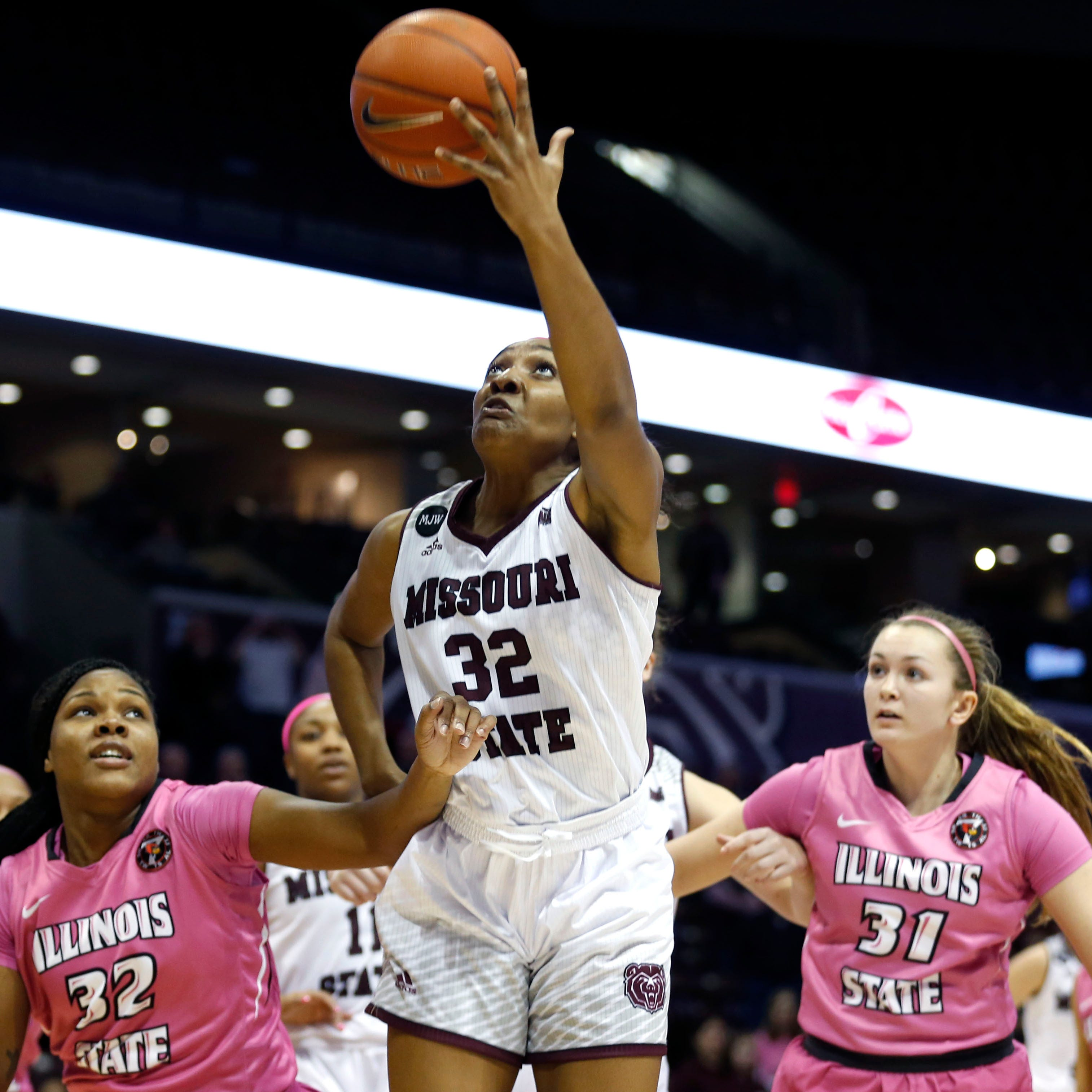 Lady Bears' streak ends with loss to Illinois State