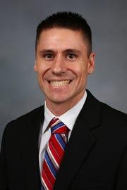 Sen. Andrew Koenig, R-Manchester