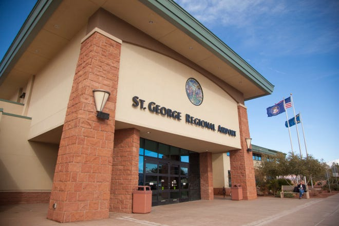The St. George Regional Airport is set to close this week and remain shuttered for the next four months while construction crews embark on an ambitious project to repair the airport's runway.
