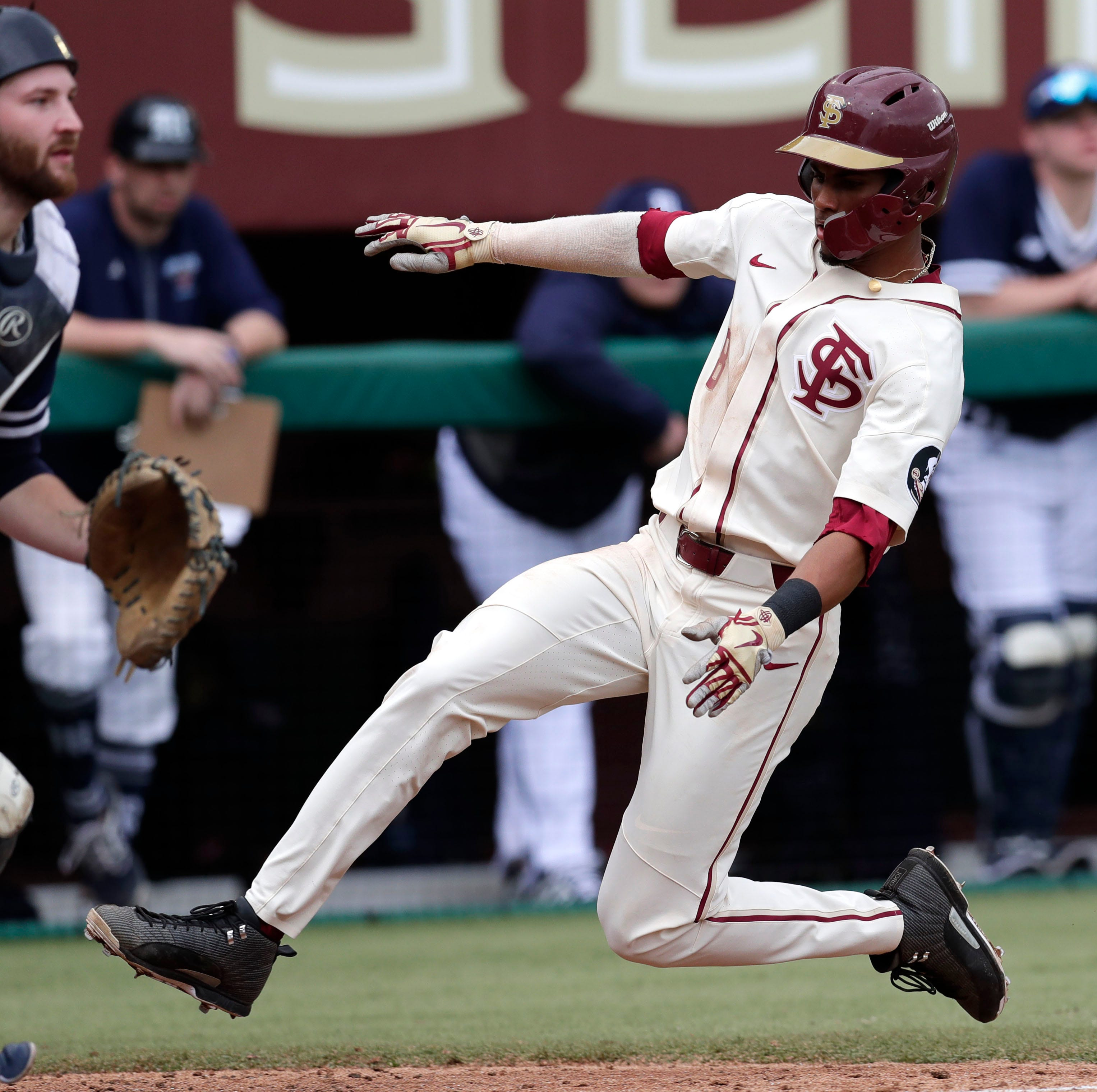 Florida State completes sweep of Maine with 9-1 win