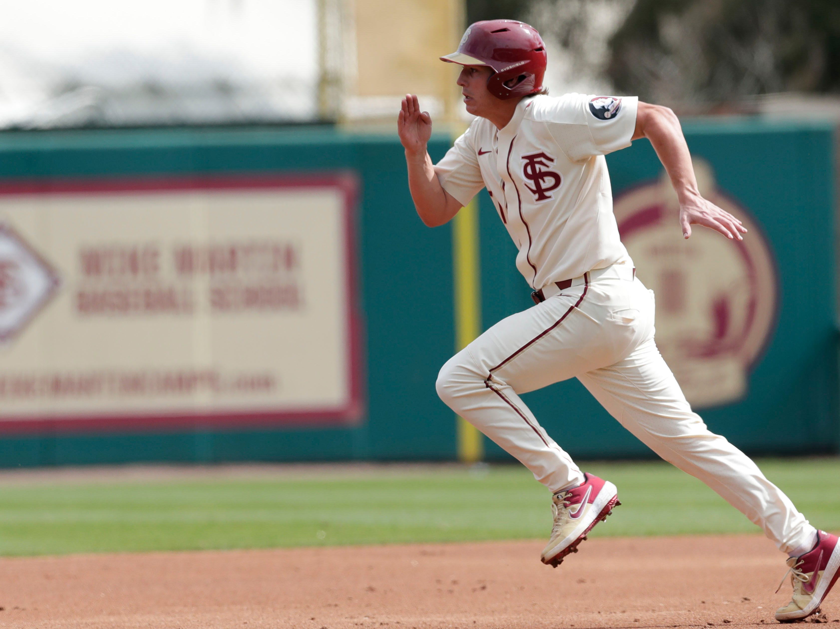 The Florida State Seminoles host the Maine Black Bears for the second game of the series, Saturday Feb. 16, 2019.