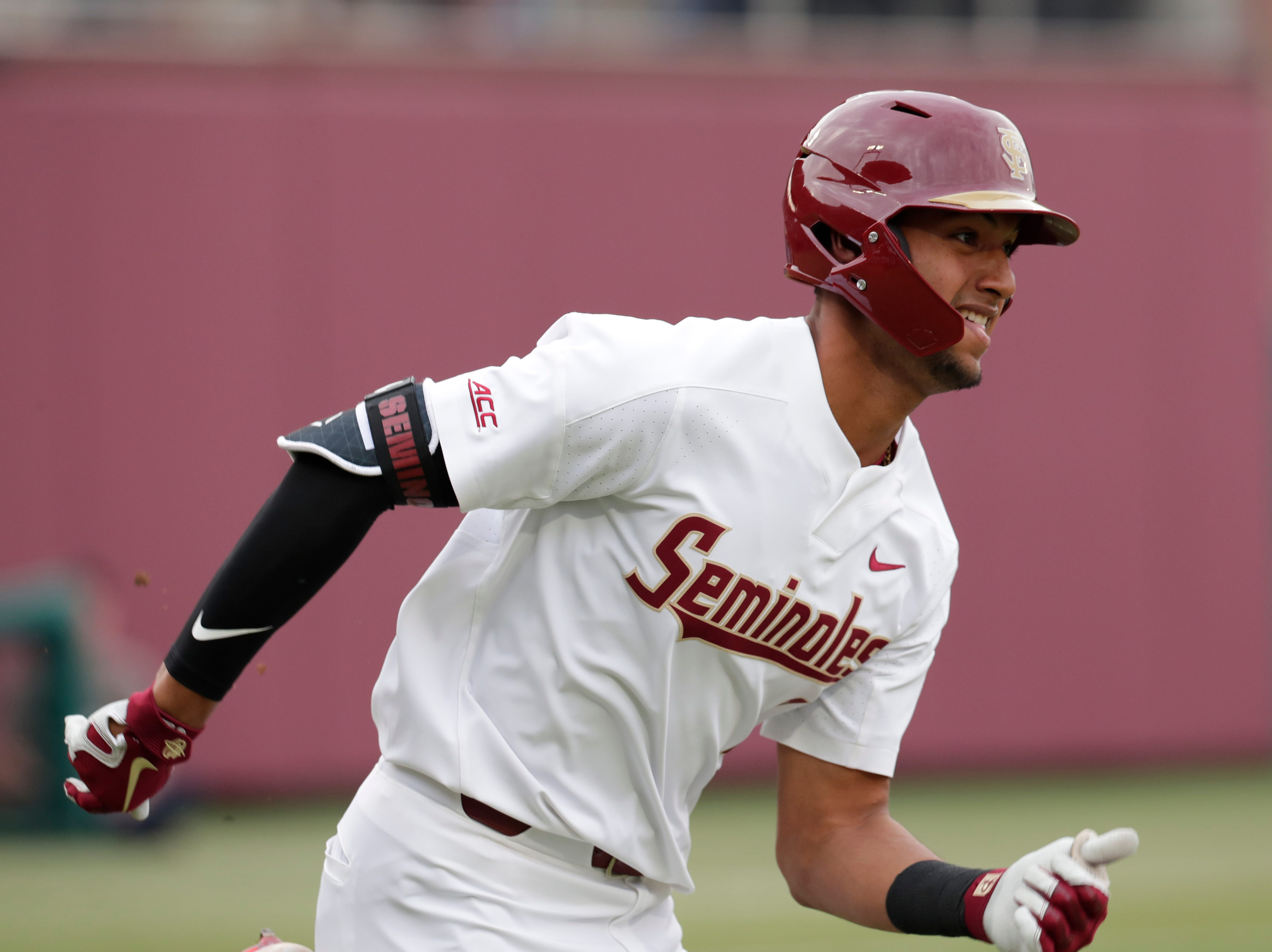 The Florida State Seminoles host the Maine Black Bears in the 2019 season opener game, Friday Feb. 15, 2019.
