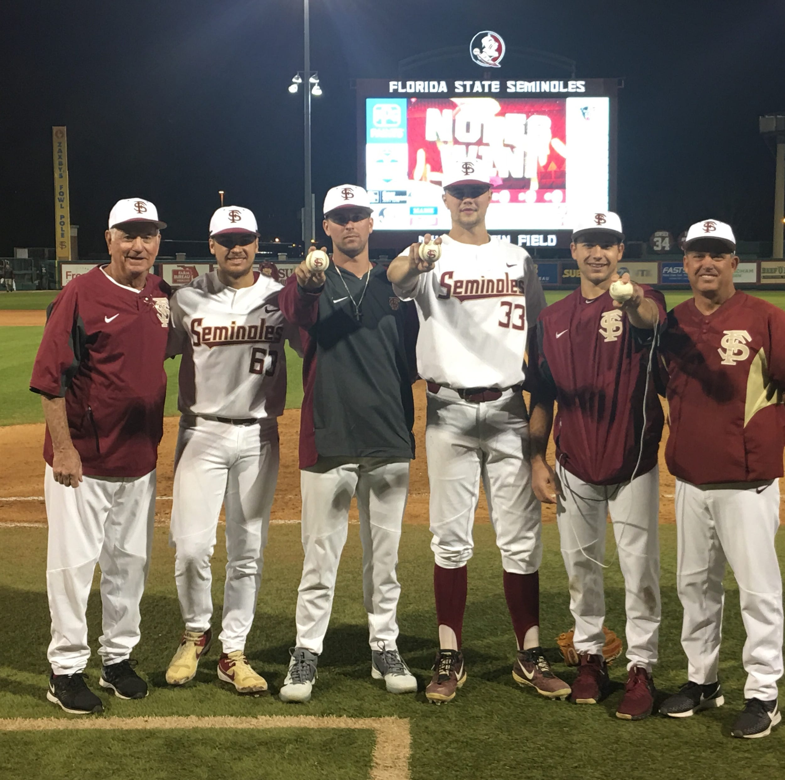 No. 11 Florida State begins season with 10th no-hitter in program history