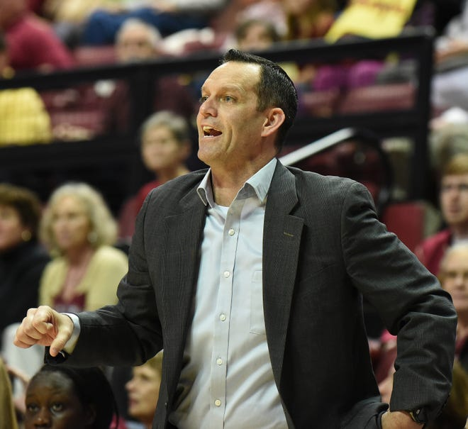 Lance White was FSU's associate head coach for the last six seasons before taking the head coach position at Pitt.
