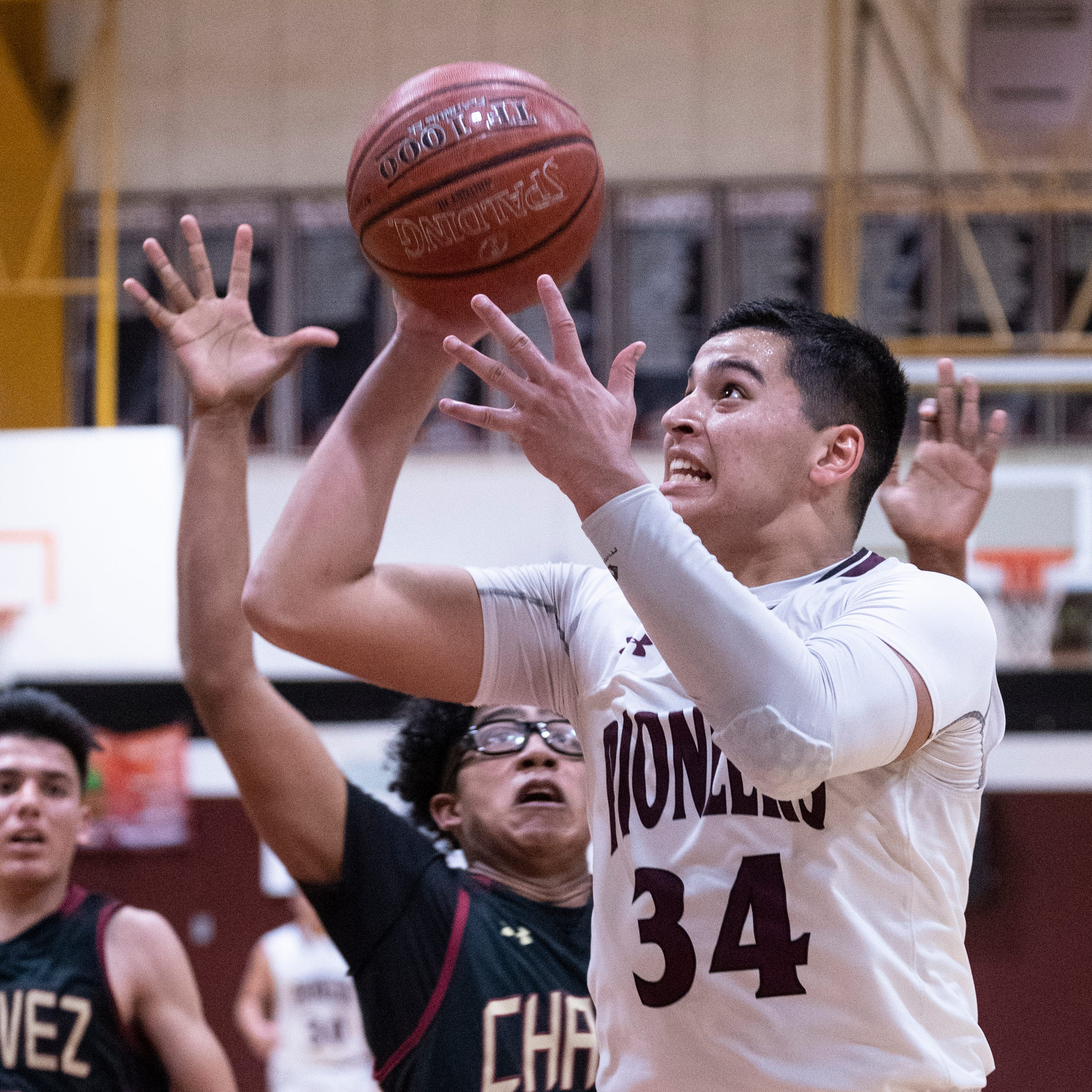 Mt. Whitney's Anthony Valencia garners WYL MVP honors