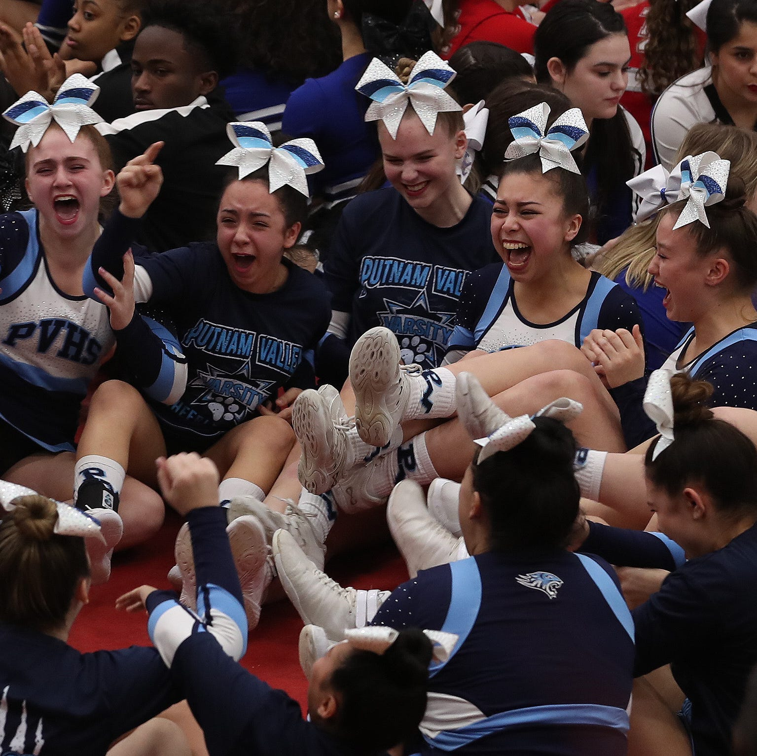 Cheerleading: Westlake, Eastchester, Putnam Valley, Ursuline, North Rockland go to States
