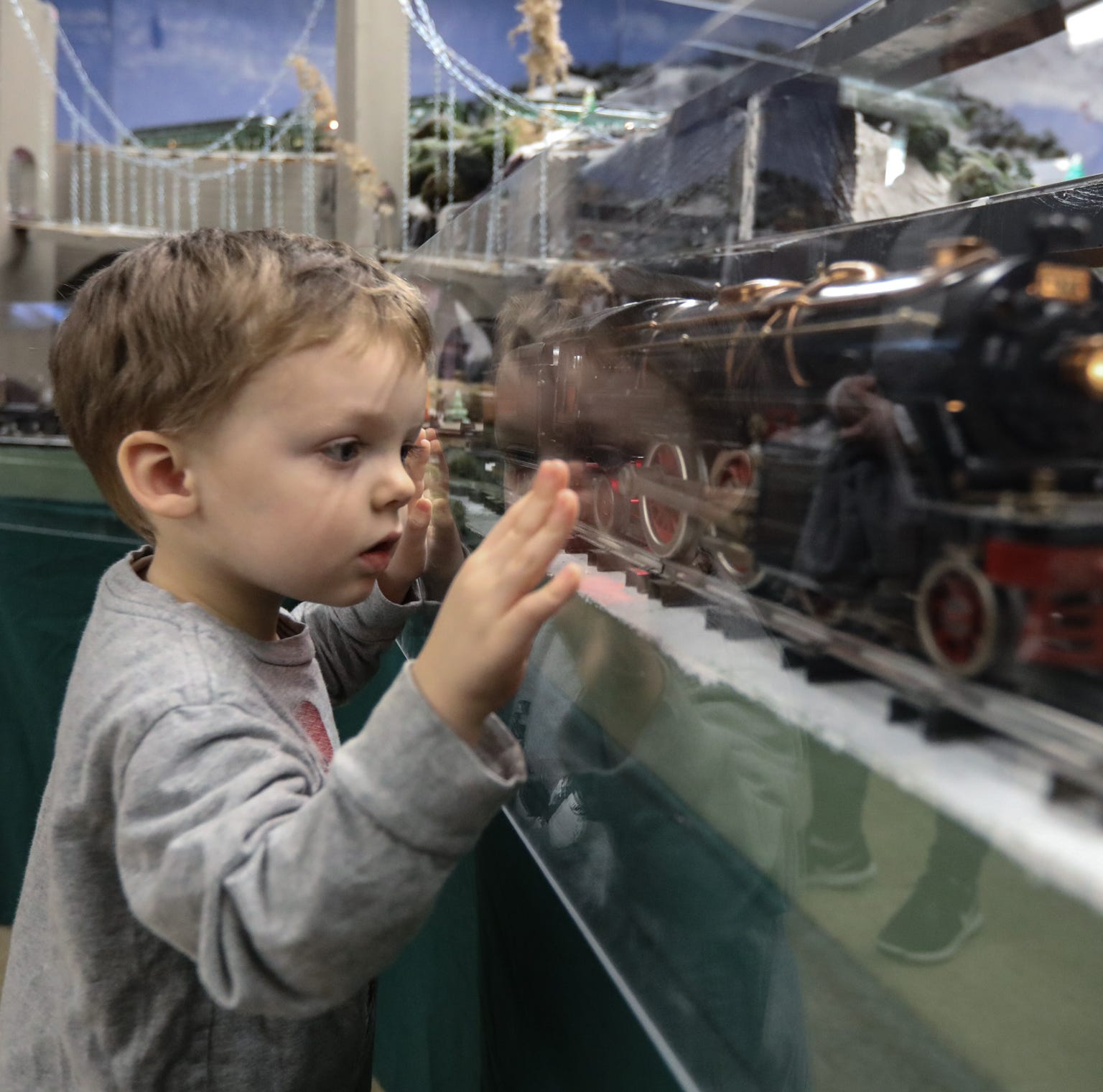 29th annual Pearl River Train Show continues Sunday, Monday and upcoming weekends