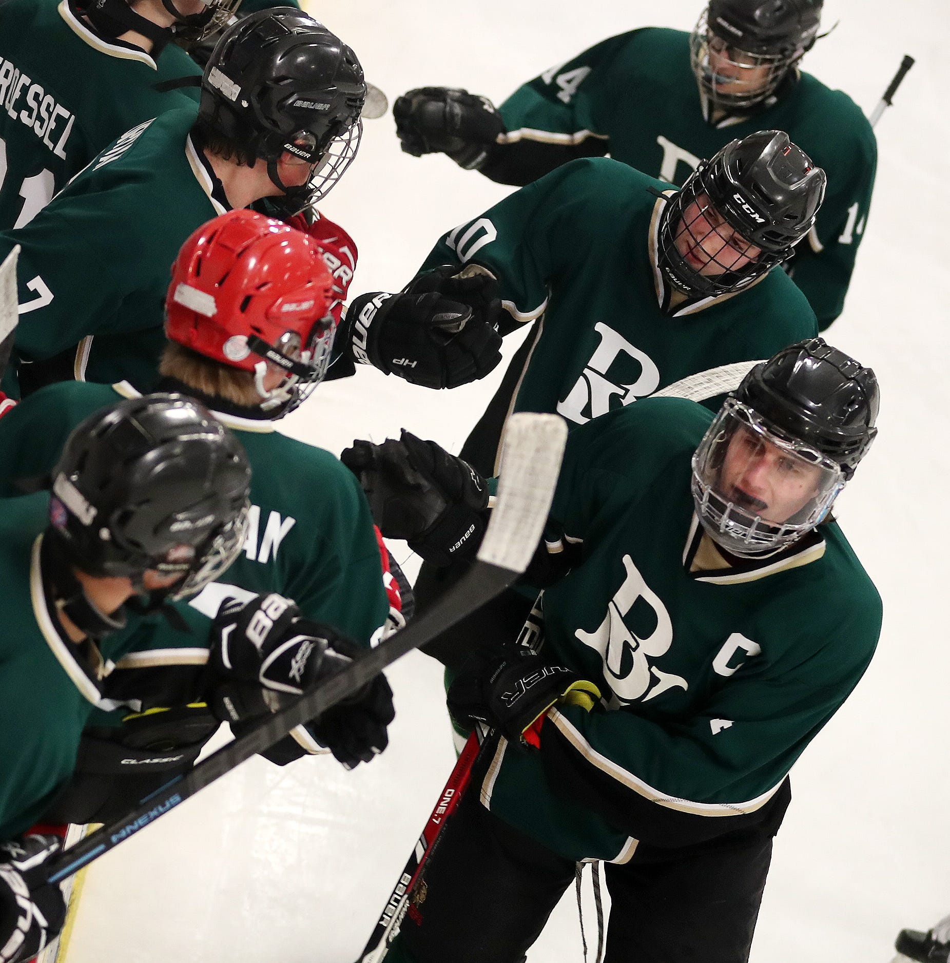 Hockey: Brewster/Yorktown pulls a playoff upset, sends White Plains home for the season